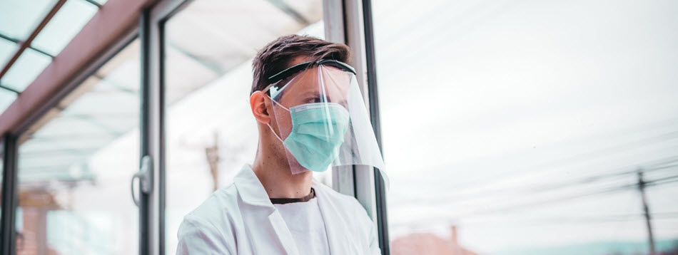 What is a surgical mask?