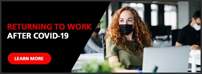 Return to work guide Covid-19