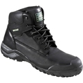 Rock Fall Flint Black Safety Boots - S3 HRO SRA