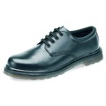 Black Leather Gibson Shoe - SB