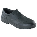 Tuf Executive Brogue Safety Shoe - S1 SRC