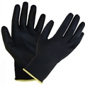 KeepSAFE Black Nitrile Coated Glove