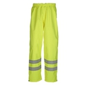 Hi-Vis Saturn Yellow Premium Breathable/Waterproof Trousers