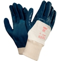 Ansell 47-400 Hylite Nitrile Palm Coated Knitwrist Glove