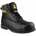 Caterpillar Holton Black Safety Boot - SB
