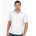 UC102 Heavyweight Polo Shirt - White