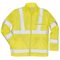 Hi-Vis Polycotton Work Jacket