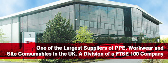 One of the largest suppliers of PPE, Workwear and Site Consumables. A division of a FTSE 100 Company