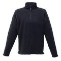 Regatta TRF549 Micro Zip Neck Fleece - Black