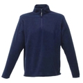 Regatta TRF549 Micro Zip Neck Fleece - Navy