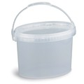 Moldex 8093 Resealable Plastic Container