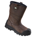Rock Fall Texas Waterproof Rigger Boots - S3 HI CI WR HRO SRC