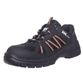 Helly Hansen Kollen WW Shoe S3 SRC Black/Orange - 78201-992