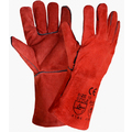 Glo15R Red Cat2 Welding Gauntlet 413X4X